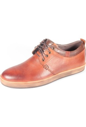 Commodore 218-79-414-04 Taba Deri Erkek Ayakkabı