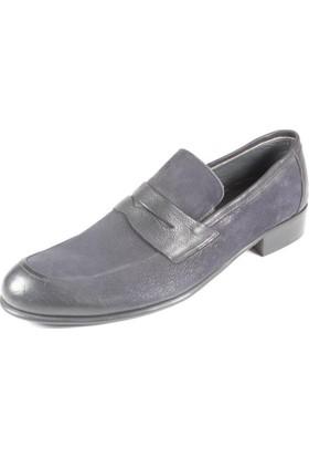 Pablo 220-274 Lacivert Erkek Klasik Ayakkabı