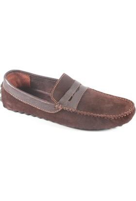 Piserro 218-06-077-11 Kahverengi Erkek Ayakkkabı