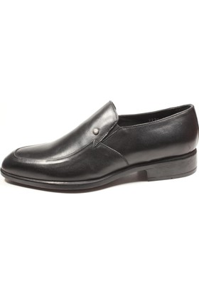 Pablo 223-2230 Siyah Erkek Klasik Ayakkabı