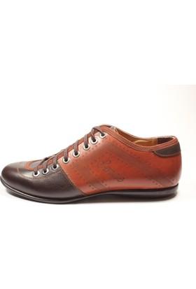Commodore 230-410 Kahverengi Erkek Ayakkabı