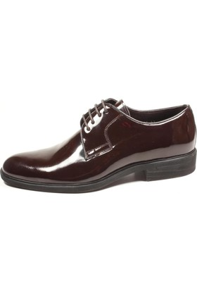 Pablo 223-2133 Kahverengi Rugan Erkek Klasik Ayakkabı