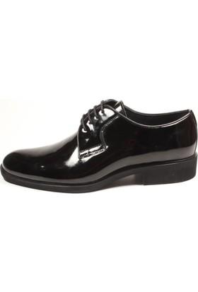 Pablo 223-2133 Siyah Rugan Erkek Klasik Ayakkabı