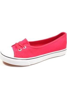 Dockers 216603 Kırmızı Bayan Ayakkabı