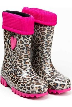 Pinkstep Çocuk Yağmur Çizmesi Md3360254