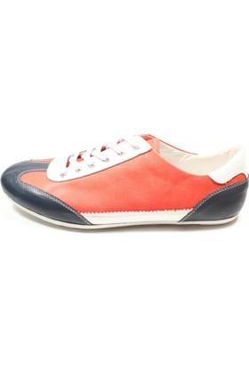 Commodore 214-41210-2 Kırmızı Erkek Ayakkabı