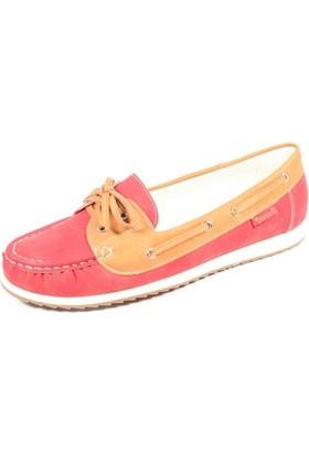 Dockers 216607 Kırmızı Bayan Babet