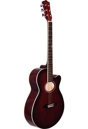 Extreme Gitar Akustik Extreme Xa35Wrs