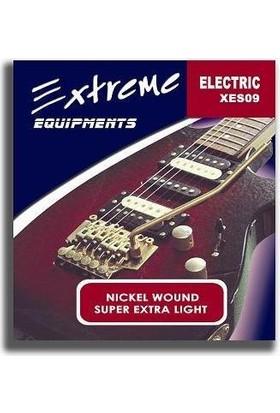 Extreme Elektro Gitar Teli Xes09