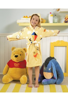 Taç Winnie The Pooh Bornoz