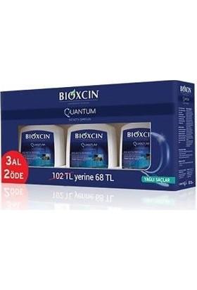 Bioxcin Quantum 3Al 2Öde ( Yağlı Saç Tipi )