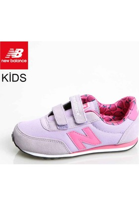 New Balance Ke410fly Kids Pre-School Pink Purple Ayakkabı