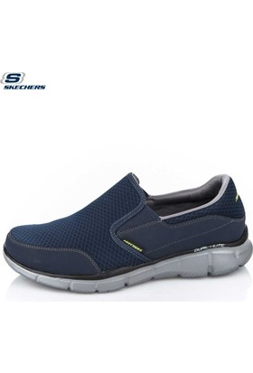 Skechers 51361 Nvgy Skechers Equalizer- Persistent Navy Gray