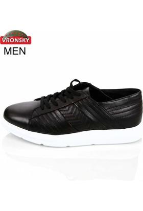 Vronsky Kc Mp3070-5300 Siyah Yakma Ayakkabı