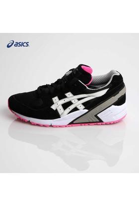 Asics Y02635 H5W1L Gel-Sight Black/White Spor Ayakkabı