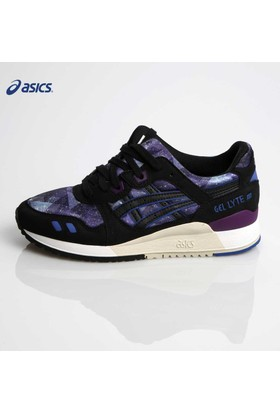 Asics Y02637 H5Z5N Gel-Lyte III Monaco Blue Black Spor Ayakkabı ... 5050979873