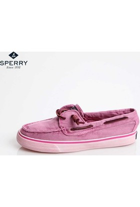 Sperry Sts95335 Sperry Bahama Washed Bright Pink