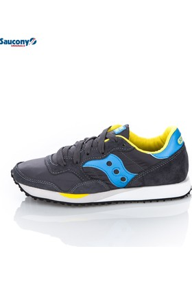 Saucony S60124-11 Dxn Trainer - Charcoal-Blue