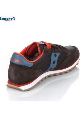 MAVİ Erkek Spor Ayakkabı S70124 7 SAUCONY DXN TRAINER BLUE ORANGE
