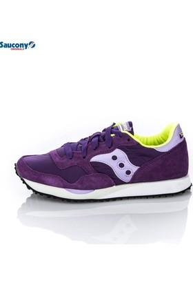 Saucony S60124-12 Dxn Traıner - Purple Spor Ayakkabı