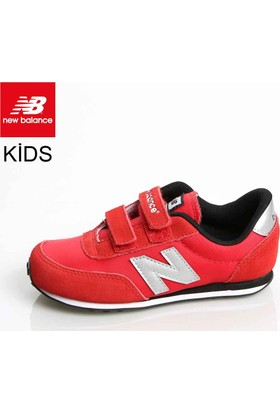 New Balance Ke410rey Kids Pre-School Red Silver Ayakkabı