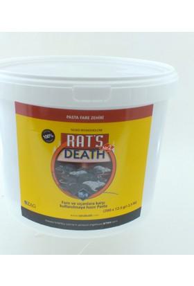 Rats Death Pasta Fare Zehiri 2,5Kg