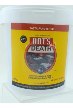 Rats Death Pasta Fare Zehiri 500Gr