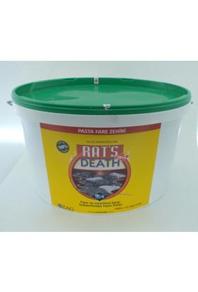 Rats Death Pasta Fare Zehiri 5Kg