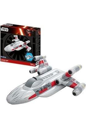 Bestway Star Wars Şişme Uzay Gemisi Binici 91206