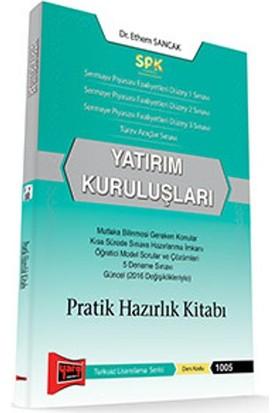 Yargı Yayınları Spk Yatırım Kuruluşları Pratik Hazırlık Kitabı