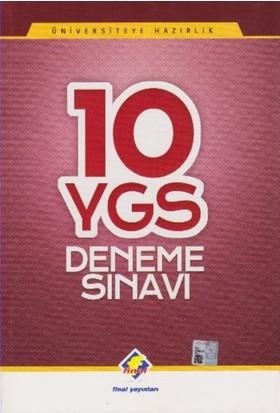 Final Yayınları 10 Ygs Deneme Sınavı