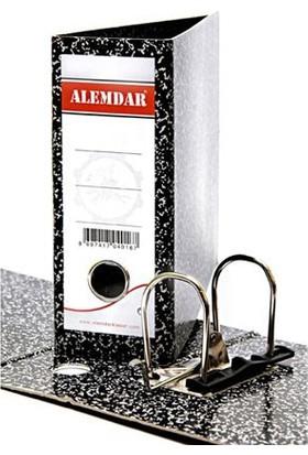 Alemdar Karton Telgraf Geniş Klasör (A5 Yarım Boy)