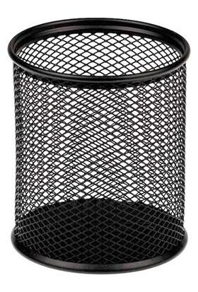 Bigpoint Metal Perfore Kalemlik Bp401-35 Renk - Siyah