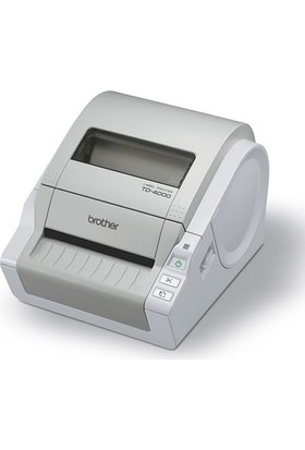Brother P-Touch Td-4000 Etiket Yazıcı