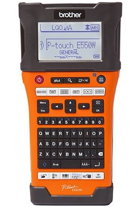 Brother P-Touch Pt-E550Wvp Etiket Yazıcı