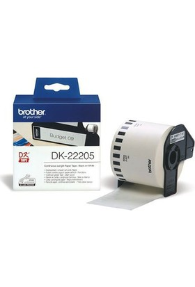 Brother P-Touch Dk-22205 Etiket