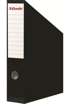 Esselte 5276 Karton Kutu Klasör Renk - Siyah