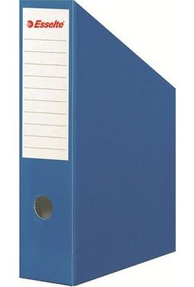 Esselte 5276 Karton Kutu Klasör Renk - Mavi
