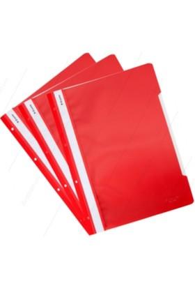 Esselte 4199 A4 5 'li Kırmızı Telli Dosya