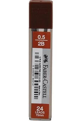 Faber-Castell Süper Fine Min 2B 0,5Mm (75Mm)