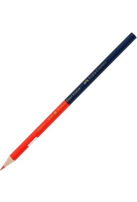 Faber-Castell 1430 Kırmızı-Mavi Kopya Kalemi