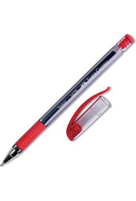 Faber-Castell 1425 İğne Uçlu Tükenmez Kalem Renk - Kırmızı