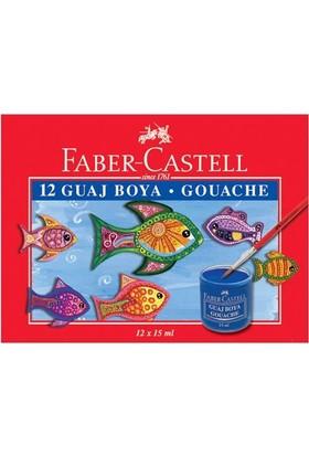 Faber-Castell Guaj Boya 12 Renk