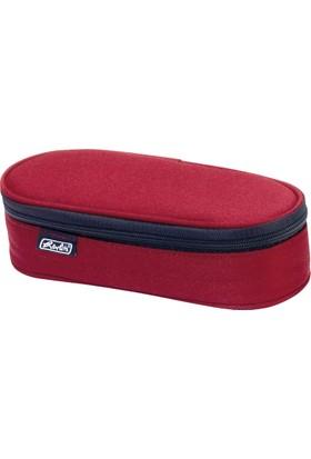 Herlitz Oval Kırmızı Kalem Kutu 11402609