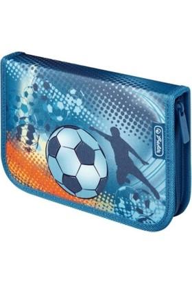 Herlitz 31 Parça Soccer 1 Dolu Kalem Kutu
