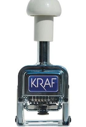 Kraf 507G 7 Haneli Numaratör