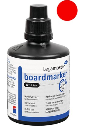 Legamaster Lm 100 Board Markör Mürekkep (1199) Renk - Kırmızı