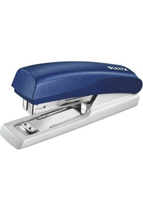 Leitz Küçük Zımba Makinesi - 10 Sayfa (5517) Renk - Mavi