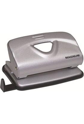 Magnum 2010 Metal Delgeç 10 Sayfa Renk - Gümüş