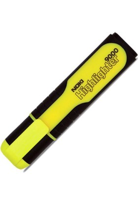 Noki 9000S Fosforlu Kalem Renk - Sarı
